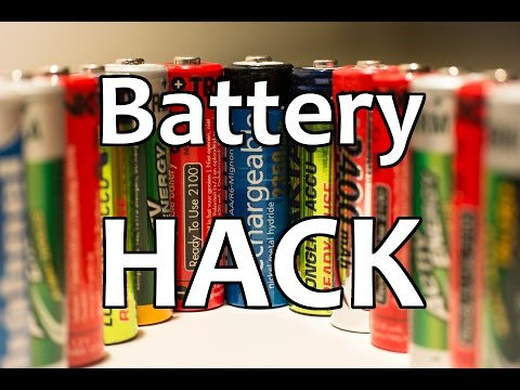🔦🔦How to Bring Dead Battery Back to Life Again🔦🔦