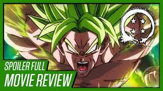 Dragon Ball Super: Broly - TFS Review - SPOILERS