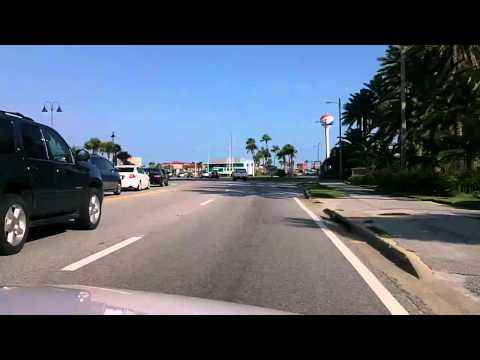 DRIVING IN PENSACOLA, FLORIDA (2011)