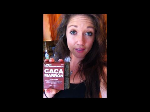 Henna Hair Dye Tutorial Lush  YouTube