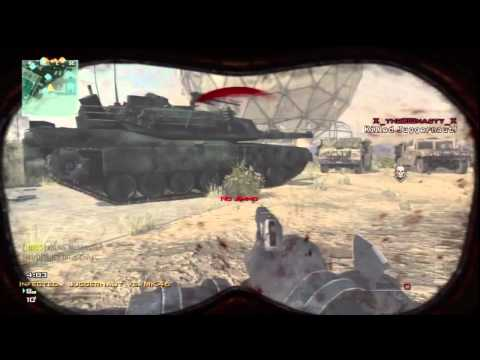 New MW3 Infected multiplayer game type| (Gameplay/commentary)
