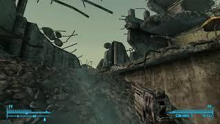 Fallout 3 Episodio #2 EL ENORME YERMO DE FALLOUT Y SUS LOCOS