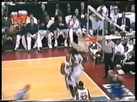 2003 Playoffs Magic vs Pistons - GAME7 - Part 4 Video