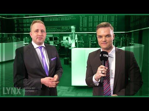 Wie investiere ich 10.000 Euro an der Börse? Interview mit Ulrich W.Hanke   LYNX fragt nach