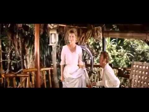 CASA ÁRBOL En Los Robinsones De Los Mares Del Sur (1960) Walt Disney