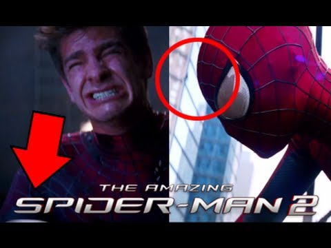 The Amazing Spider Man 2 Video Game Carnage ... Swinging & Mor...