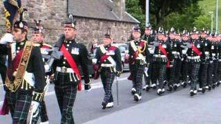 download lagu Last Parade Of Kosb In Edinburgh gratis
