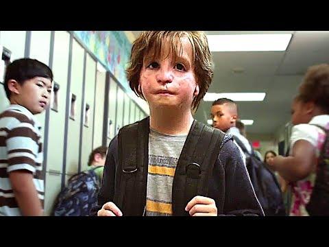 WONDER (Owen Wilson, Julia Roberts) - Bande Annonce / Film, 2017 streaming vf