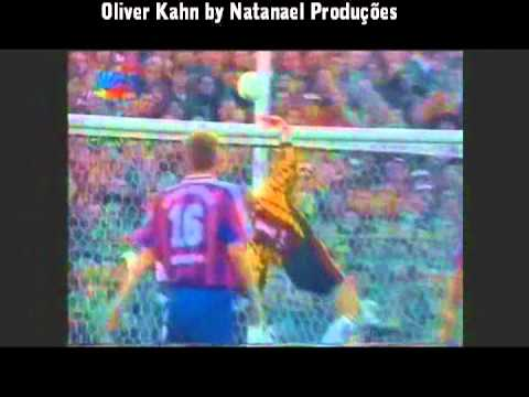 Oliver Kahn - Quase Perfeito