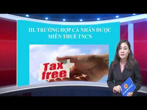 Hướng dẫn quyết toán thuế TNCN năm 2020