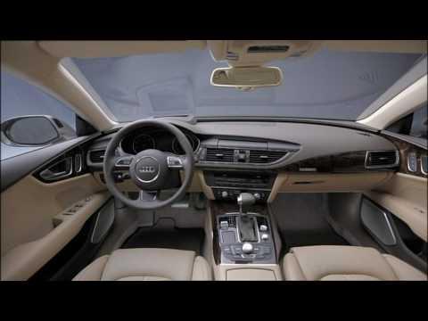 Audi A7 Sportback Interior.