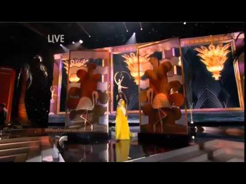 "Gavin DeGraw canta ""Finest Hour"" y ""Fire"" en Miss Universo"