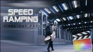 SPEED RAMP Better Than SAM KOLDER Himself - Final Cut Pro X