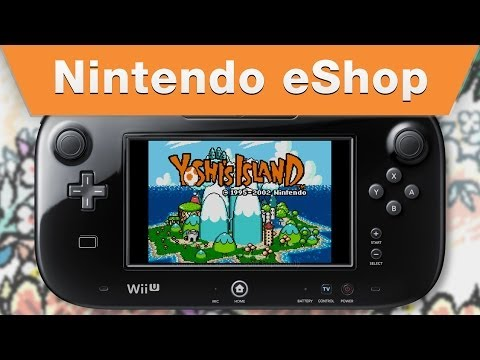Nintendo eShop - Yoshi's Island: Super Mario Advance 3 on the Wii U Virtual Console
