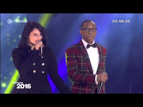 Lay Zee aka Mr. President - Coco Jambo - Silvester 2015 am Brandenburger Tor (Willkommen 2016)