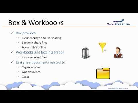 Workbooks and Box   The Benefits Video MP4