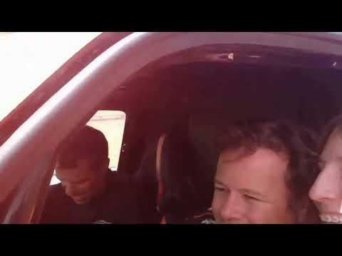 Robby Gordon in the 2015 Dakar Rally