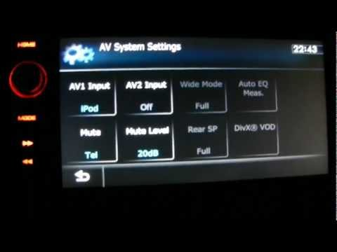 Pioneer AVIC-X930BT short  review