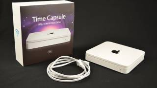 New Apple Time Capsule (4th Gen): Unboxing & Review