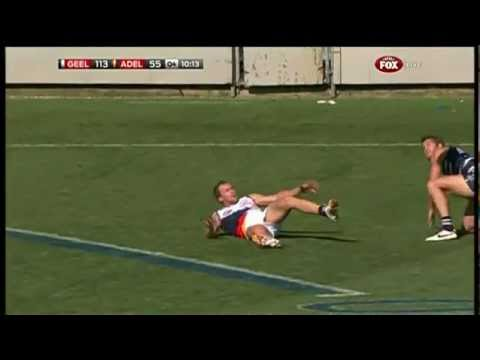 Speccie - Adelaide's Porpoise Takes Flight - AFL - Smashpipe Sports Video