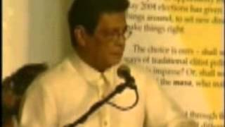 FPJ (Fernando Poe Jr.):The Man Who Was to be the 14th President of the Republic of the Philippines