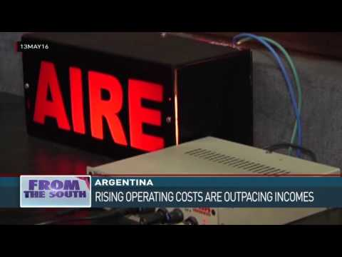 Argentina: Rising Inflation and Fees Threaten Alternative Media