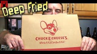 Deep Fried Chuck E Cheese's