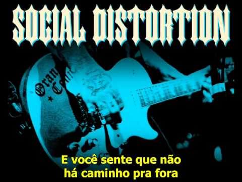 Social Distortion - Angel's Wings (Traduzido)