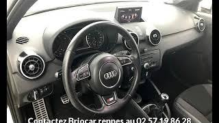 Audi a1 occasion visible à Saint-gregoire présentée par Briocar rennes
