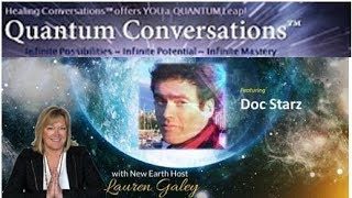 HEALING FREQUENCIES SCIENCE VIBRATIONAL QUANTUM CONVERSATIONS SHOW LAUREN GALEY SACRED GEOMETRY