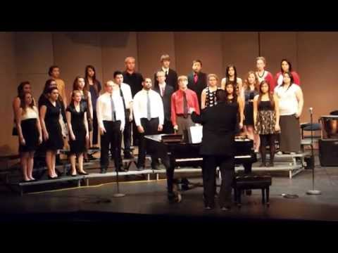Omak High School Advanced Choir. Esto Les Digo