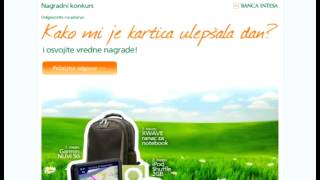 Banca Intesa on Facebook