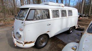 The Volkswagen Bus Project : 1966 Vw Bus Westfalia Camper Van SO42 : Split Window Bus