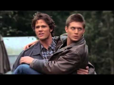 Supernatural- Eye of The Tiger-Funny clips