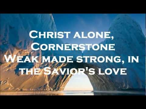 Cornerstone - Cornerstone - Hillsong Live 2012 - (hd) (with Lyrics) video