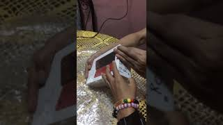 Unboxing Oppo F7 128GB from Lazada