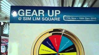 Sim Lim Square Lucky Draw - Level 3 - Gear Up