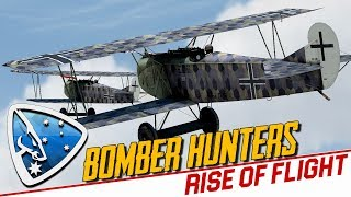 Rise of Flight: Bomber Hunters