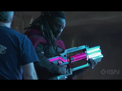 X-Men: Days of Future Past: Behind the Scenes With Bishop