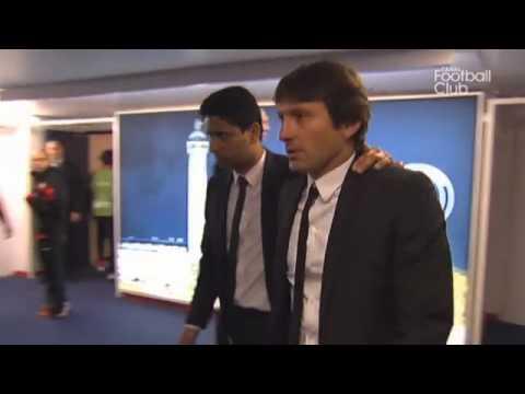 PSG Director Leonardo banned for nine months