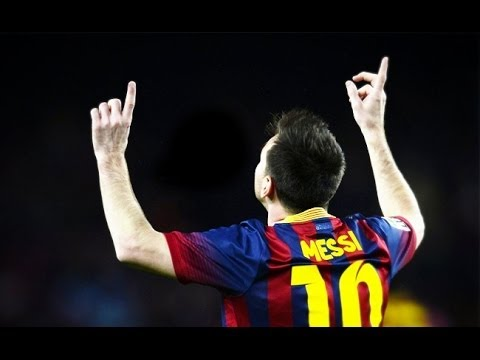 Lionel Messi ● Under The Stars | 2014 HD