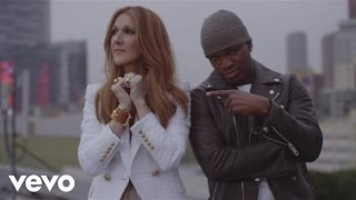 Клип Celine Dion - Incredible ft. Ne-Yo