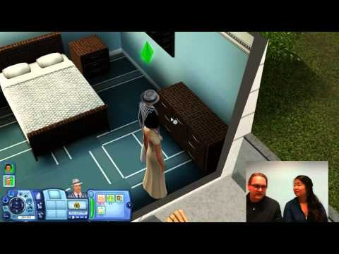 The Sims 3 Live Broadcast - Roaring Heights Gameplay
