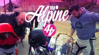 STUNG BY THE HORNET | EP02 | Budget Bike Battle Alpine