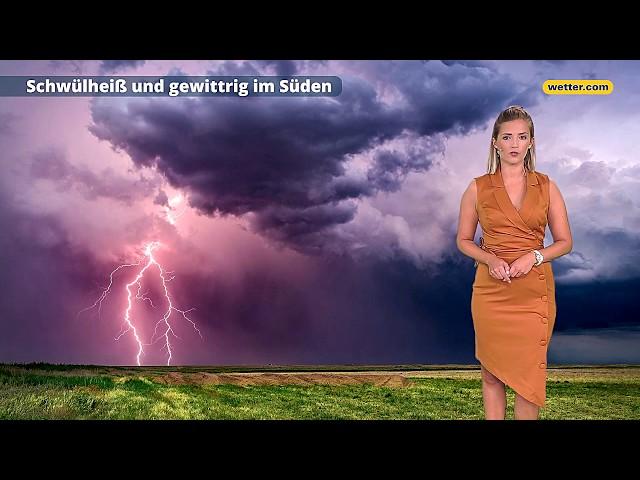 Wetter heute Die aktuelle Vorhersage 06.08.2019