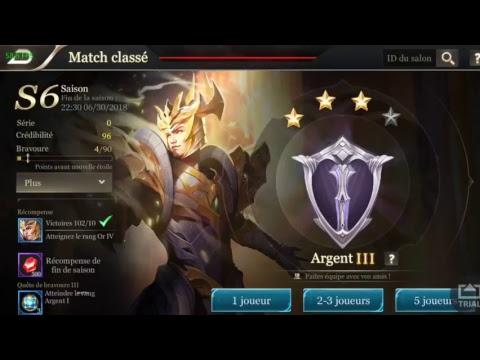 Garnax gaming Arena of Valor