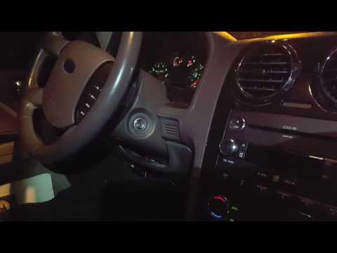 Taurus X blend door actuator motor replacement