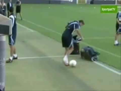 Cristiano Ronaldo Funny Football