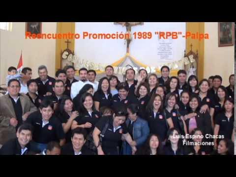 Reencuentro Promocion 1989 RPB