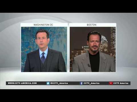Security expert Robert Siciliano discusses Boston marathon bombing